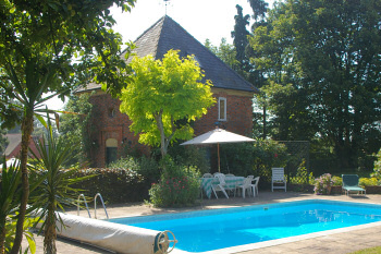 Dovecote and Pool